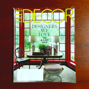 ELLE Decor Magazine (June 2016)